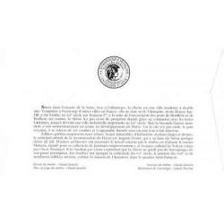Carte Maximum - Arts et métiers - 24/09/94 Paris