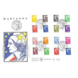 Carte Maximum - La loutre - 18/06/88 Montbard