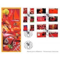 Carte Maximum - Folklore - 30 et 31/07/94 Oloron Ste Marie
