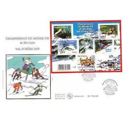 Carte Maximum - Congrès Philatélique - 12/05/91 Perpignan