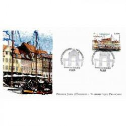 Bloc N° 15 Neuf ** - Salon du timbre et de l'écrit 2006