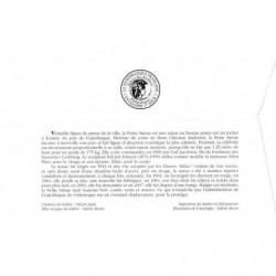 Timbre N° 2409 Neuf ** - La Villette cité des sciences