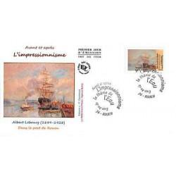 Timbre N° 1084 Neuf ** - La goélette hirondelle, premier navire du Prince