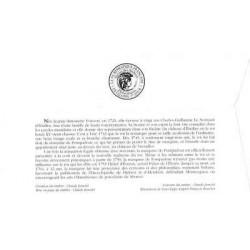 Timbre N° 3996 Neuf ** - Saint Valentin Coeur de Givenchy - 20g