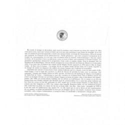 Timbre N° 1464 Neuf ** - Pour les victimes de calamités. Tableaux de Pol Mara