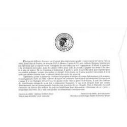 Timbre N° 1577 Neuf ** - Journée du timbre - Facteur
