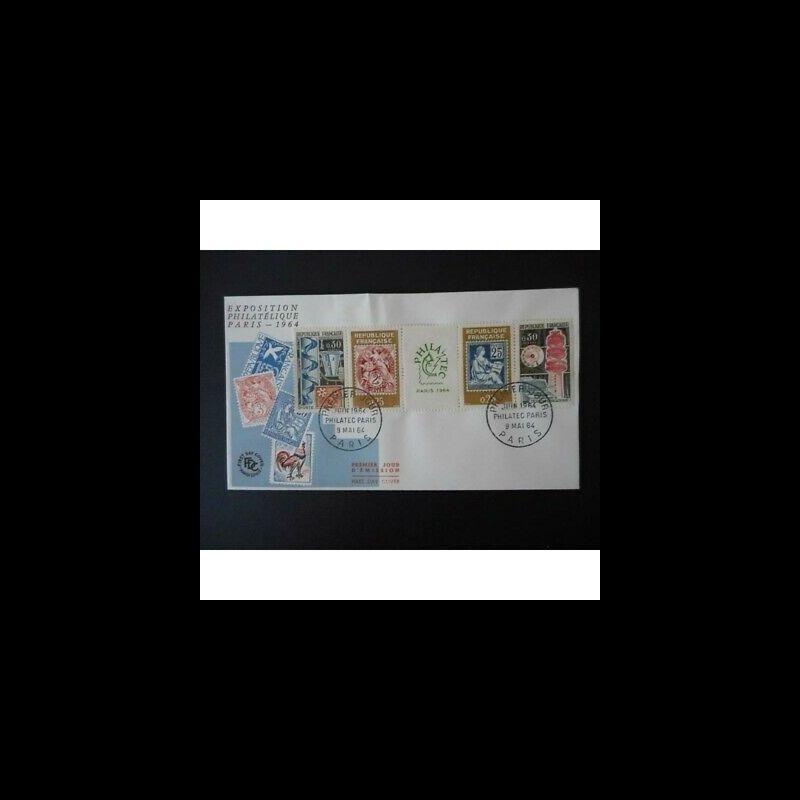 FDC - Le nouveau né de G. La Tour - 25/6/1966 Rennes