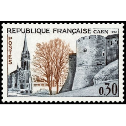 FDC - Emile Littré - 14/1/1984 Paris