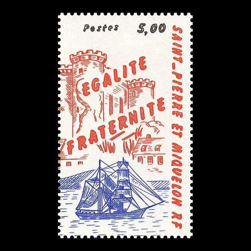 Timbre N° 2100 Neuf ** - Pierre Paul de Riquet