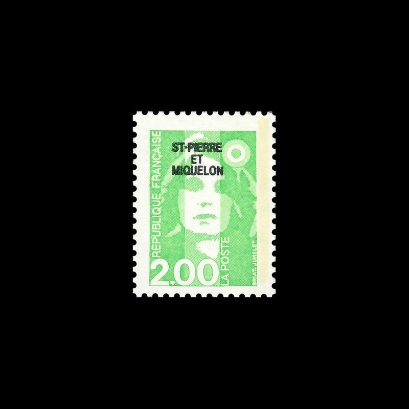 Timbre N° 2129 Neuf ** - Fonds marins