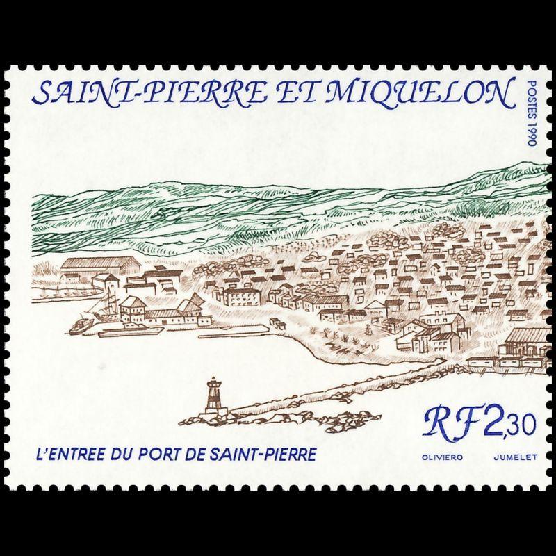 Timbre N° 2134 Neuf ** - Basilique de Sainte Anne d'Auray