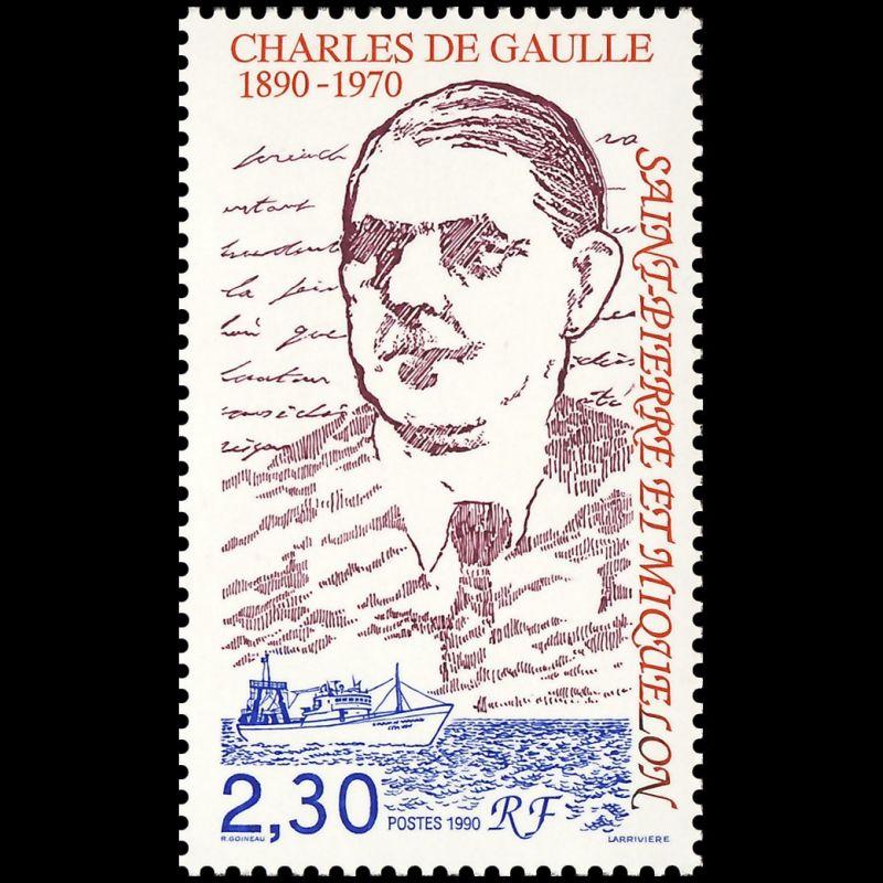 Timbre N° 2144 Neuf ** - 54ème Congrès national Philatélique à Vichy