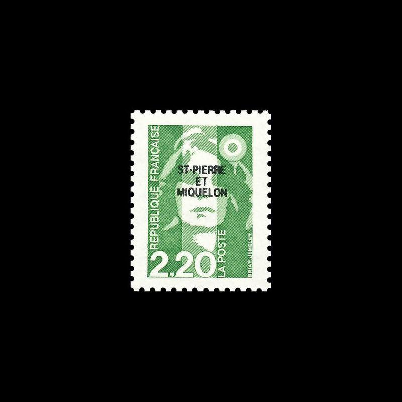 Timbre N° 2166 Neuf ** - Centenaire de la caisse nationale d'épargne