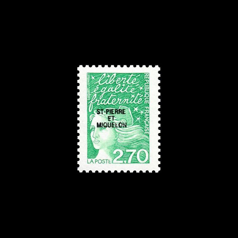 Timbre N° 1739 Neuf ** - Noël