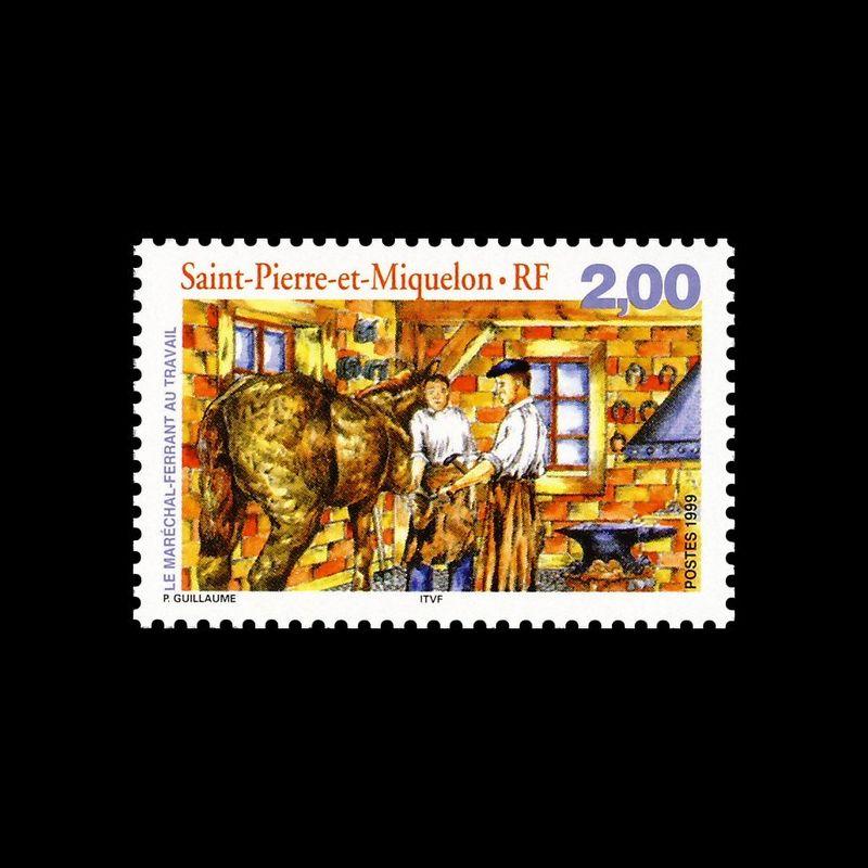 Bloc de timbres n° 12 Neuf ** - Bicentenaire de la Révolution