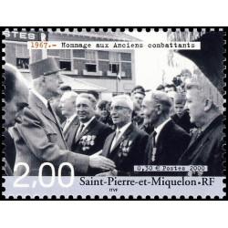 Timbre N° P2617 Neuf ** - Type Marianne du bicentenaire provenant de carnet