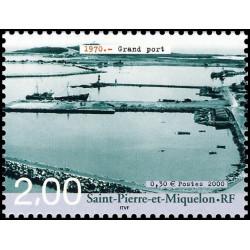 Timbre N° 2179a Neuf ** - Type Liberté de Delacroix provenant de carnet