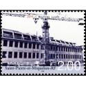 Timbre N° 2427 Neuf ** - Type Liberté de Delacroix provenant de carnet