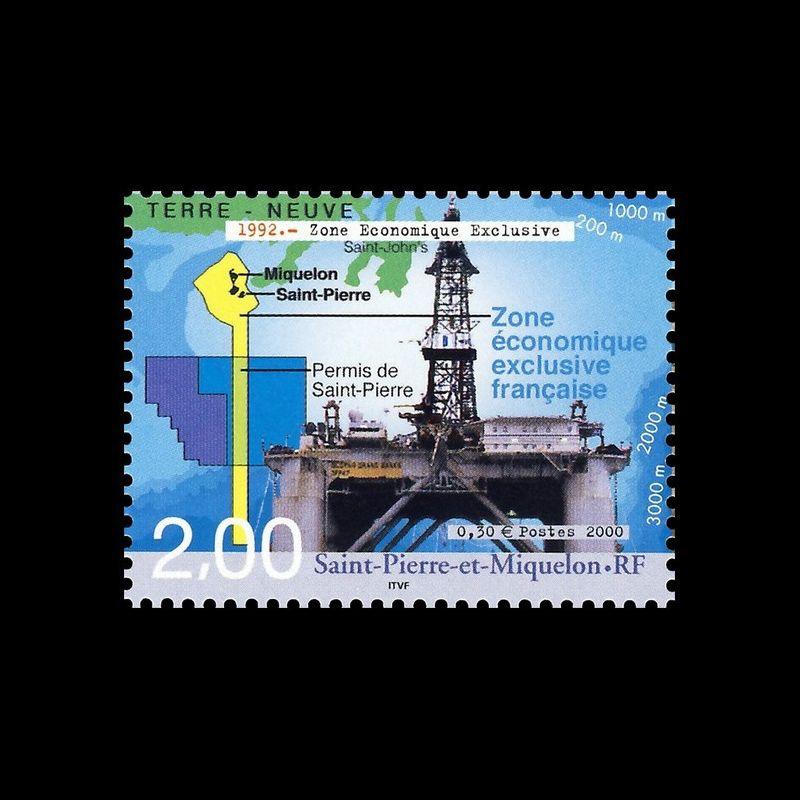 Timbre N° 2427a Neuf ** - Type Liberté de Delacroix provenant de carnet