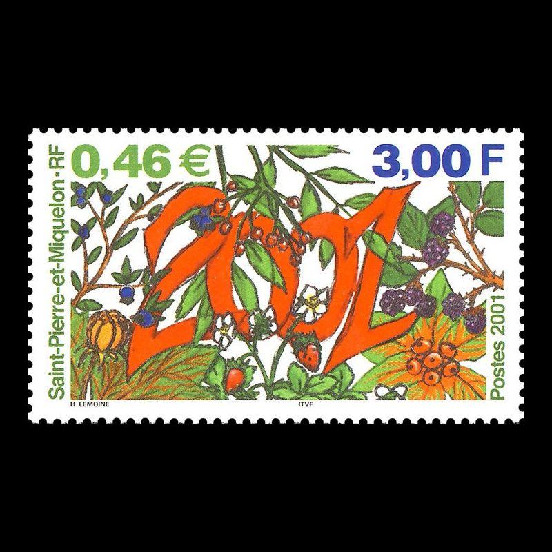 Bloc de timbres n° 107 Neuf ** - Espèces protégées d'outre-mer
