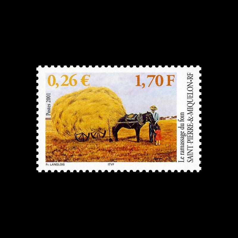 Carnet de timbres BC3221A Neuf - Saint Valentin - Livré non plié