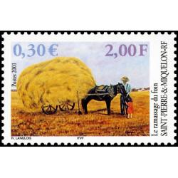 Feuillet de timbres n° F4329 Neuf ** - Championnats du monde FIS de ski Alpin