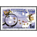 Bloc de timbres n° 135 Neuf ** - Le salon du timbre 2014