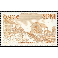 Bloc de timbres n° 41 Neuf ** - Les couleurs de Marianne en francs