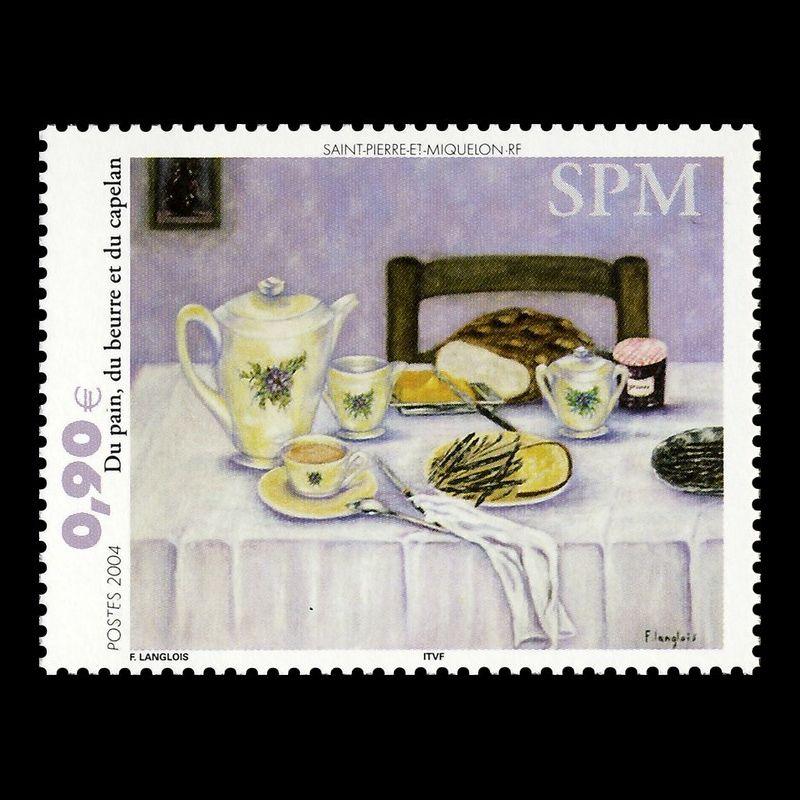 Timbre 885 - Allemagne- Republique Federale 1980