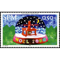 Timbre 863 - Allemagne - Republique Federale 1980