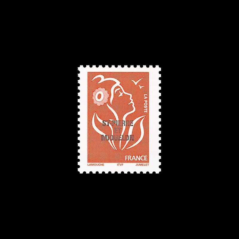 Timbre 933a - Allemagne, 1981