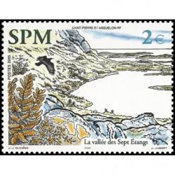 Timbre 1013 - Allemagne - Republique Federale, 1983