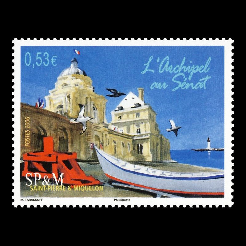 Timbre 264 - Gibraltar 1980 - Carte-Maximum