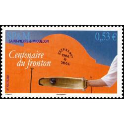 Timbre N° 4688 Neuf ** - Fête du timbre. Le timbre fête le feu