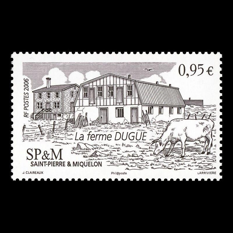 Timbre 3708 - Danemark 1981