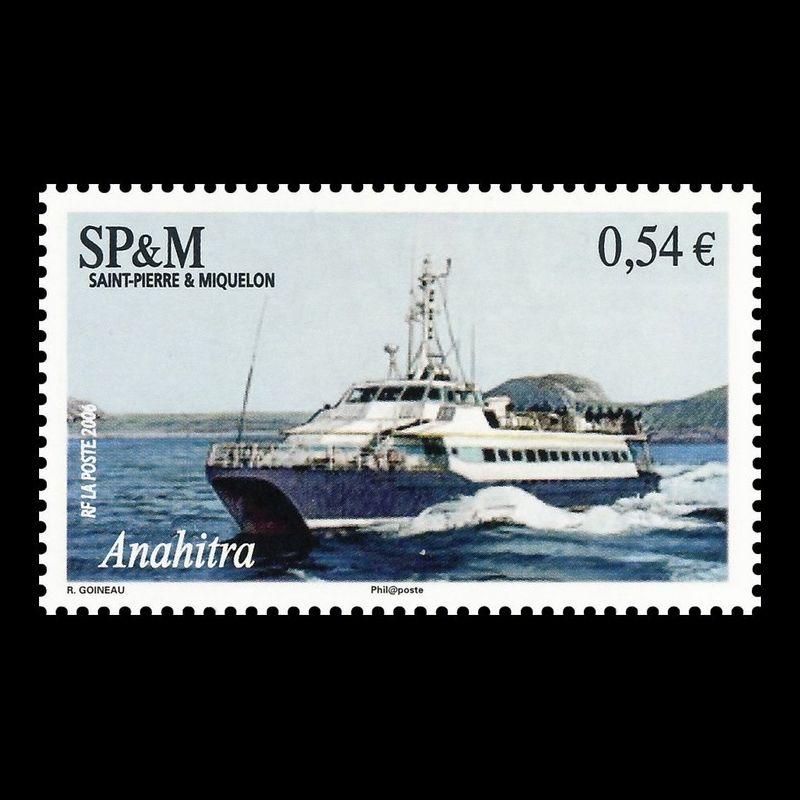 Timbre 3702 - Danemark 1981