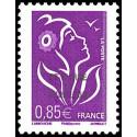 Timbre N° 1816d Neuf ** - Marianne de Bequet
