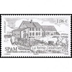 Timbre N° 2642 Neuf ** - Europa. Bâtiment postal historique de Macon