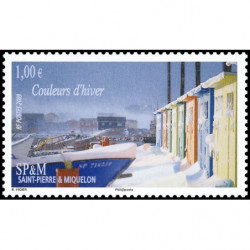 Feuillet de timbres n° F3741A Neuf ** - Marianne de Lamouche