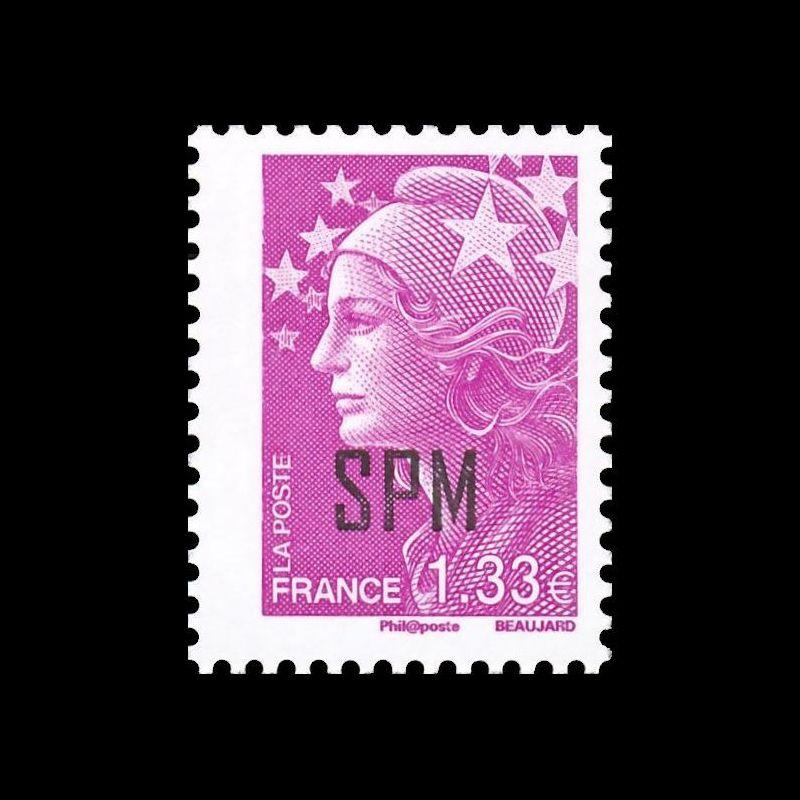 Timbre N° P3136A Neuf ** - Journée du timbre. Blanc 1900. La paire