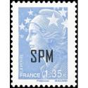 Carnet de timbres N° 3744b-C11 Neuf ** - Type Marianne de Lamouche