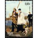 Carnet de timbres N° 3744-C6 Neuf ** - Type Marianne de Lamouche