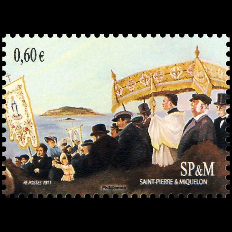 Bloc de timbres n° 44 Neuf ** - Les couleurs de Marianne en €