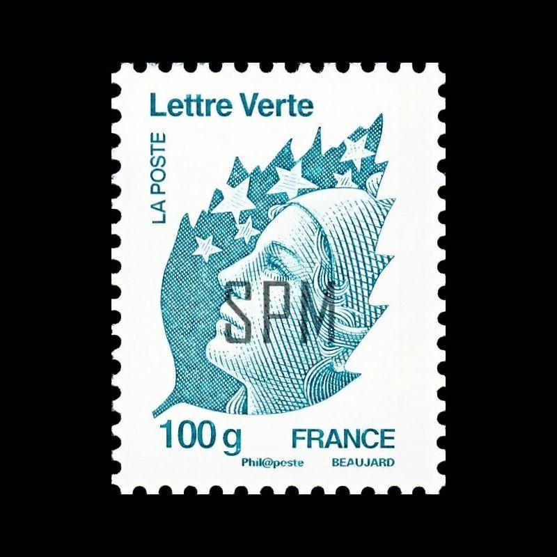 Carnet de timbres N° 3419-C11 Neuf ** - Type Marianne du 14 juillet