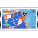 Timbre N° 3623A Neuf ** personnalisé avec vignette les timbres personnalisés