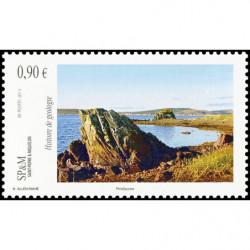 Timbre N° 3532A Neuf ** personnalisé avec vignette les timbres personnalisés
