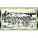 Timbre N° 3533A Neuf ** personnalisé avec vignette les timbres personnalisés