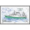 Timbre N° 3688A Neuf ** personnalisé avec vignette les timbres personnalisés