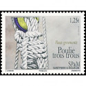 Timbre N° 3804A Neuf ** personnalisé avec vignette les timbres personnalisés