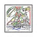 Timbre N° 3805A Neuf ** personnalisé avec vignette les timbres personnalisés